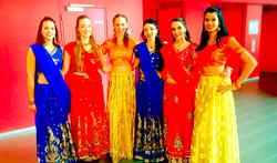 bollywood dance show geneva