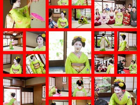 来たる2月9日(土)・3月3日(日) MAIKO SHOW開催決定!@夢館 御池別邸