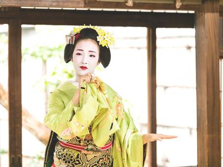 満員御礼!!ひな祭りスペシャルイベント『MAIKO SHOW@夢館御池別邸』