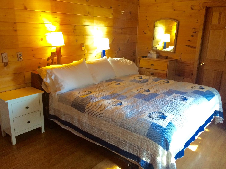 1st Floor Bedroom, AC, TV