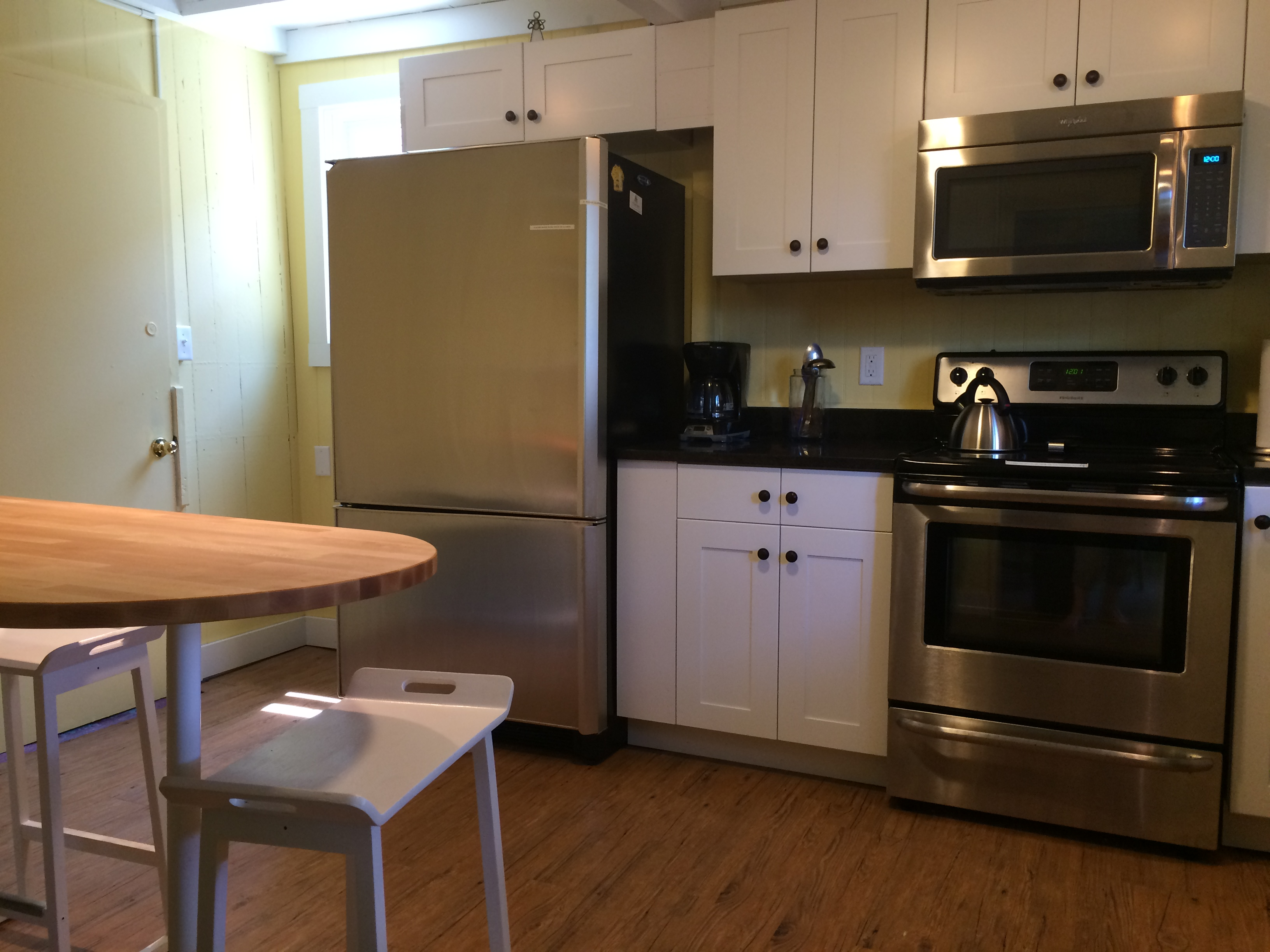 Updated Granite Kitchen