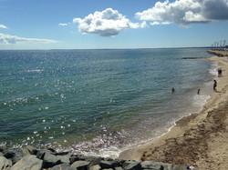 Gorgeous Oak Bluffs Beach