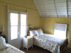 Yellow Bedroom, The Flying Seahorse