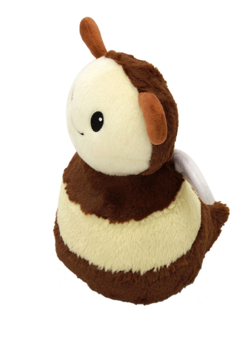The Imagine Plush Bee, Side