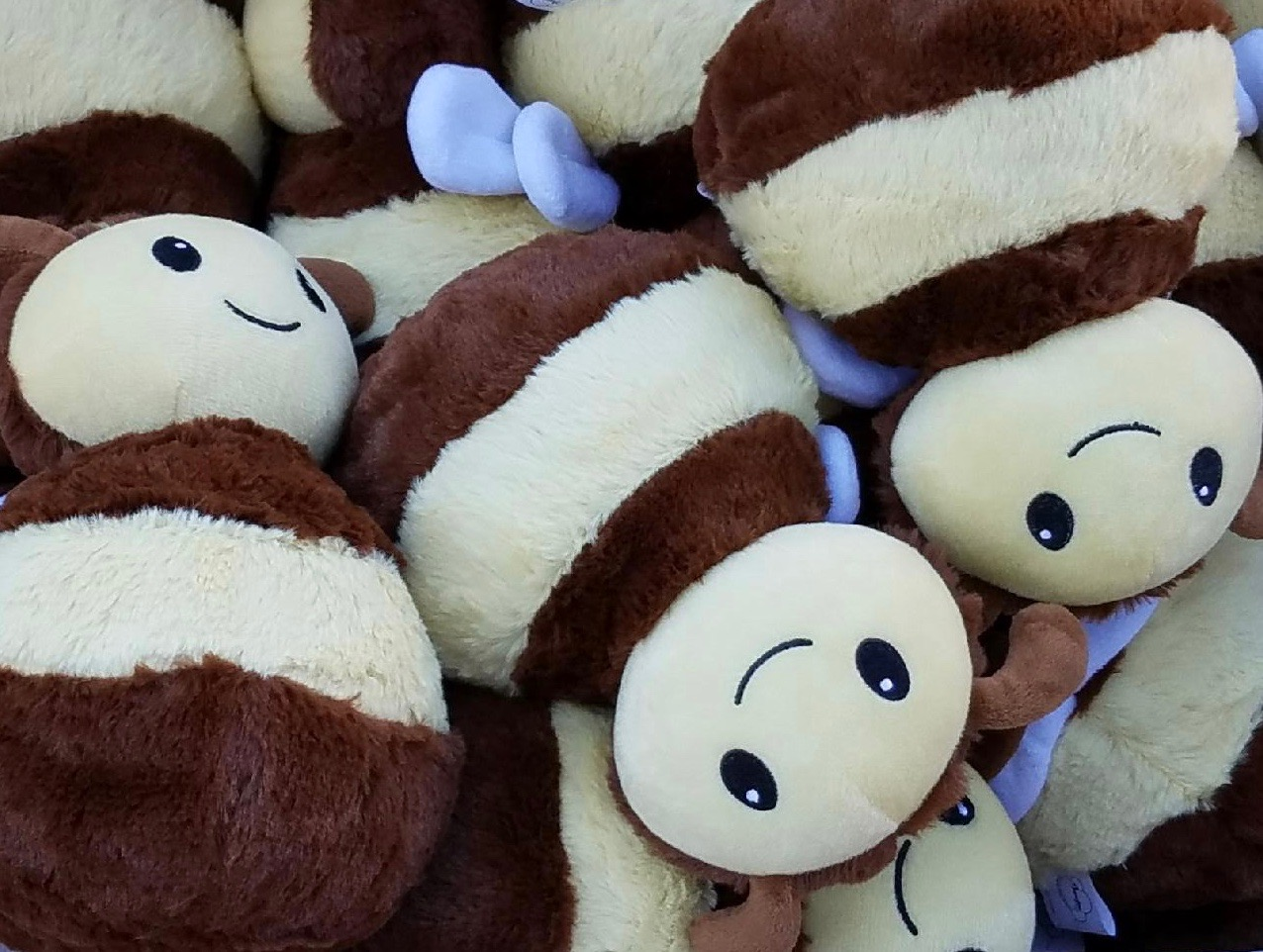 The Imagine Plush Bee