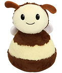 Plush Bee Toy Designed in DC to Save Bees