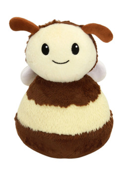 The Imagine Plush Bee, Front