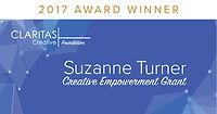 Suzanne Turner Creative Empowerment Grant