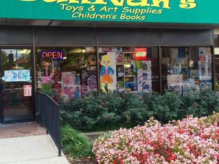Meet our Partners: Sullivan's Toy Store & Art Supplies