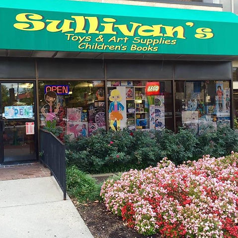 Meet our Partners: Sullivan's Toy Store & Art Supplies | Plush Toys