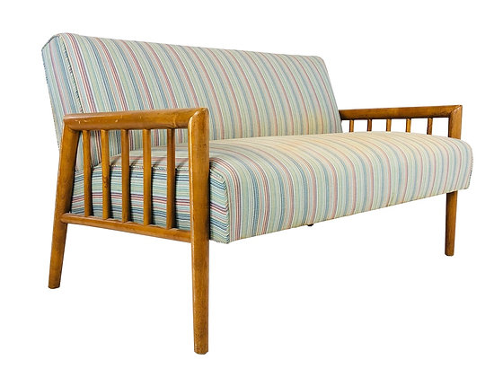 #3909 Mid-Century Settee by Conant Ball