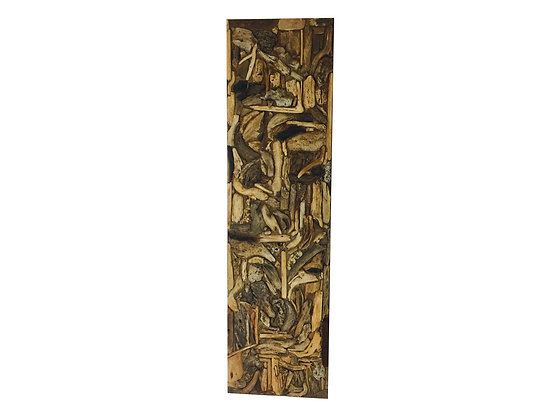 #2465 Architectural Drift Wood Panel