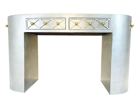 #1860 Glamorous Oval Vanity Table