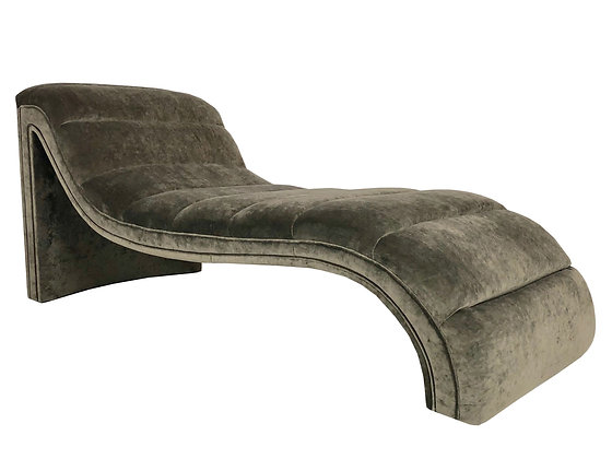 #3357 Chaise Lounge in the Style of Kagan