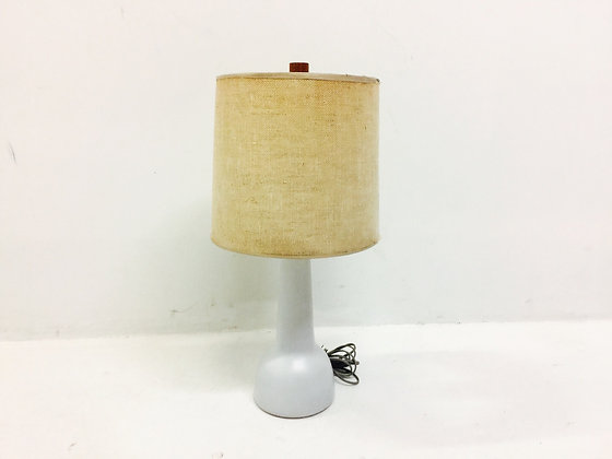 #2771 Single Soft White Lamp