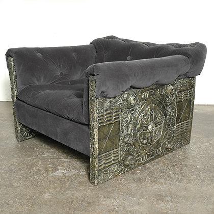#6218 Brutalist Chair