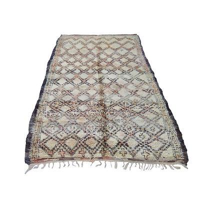 #5053 Vintage Marmoucha Rug