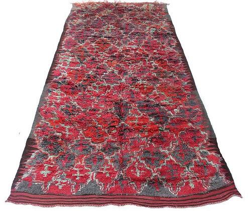 #5055 Vintage Talsint Rug