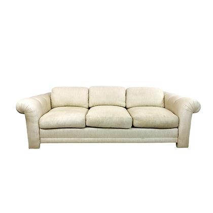 #5304 1980s Marge Carson Sofa