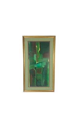 #4617 Green Art