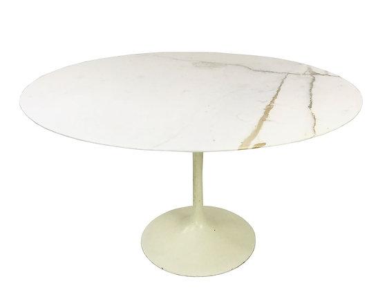 #4324 Saarinen Marble Tulip Table