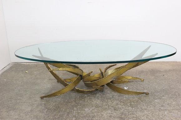 #1370 Sila Seandel Brutalist Coffee Table