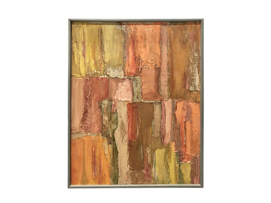 Earthy Abstract Art