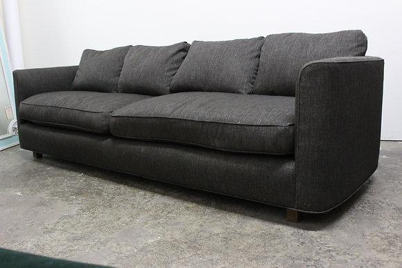 #8718 Gray Henredon Sofa