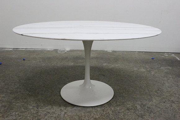 #8329 Saarinen Tulip Coffee Table with Marble Top