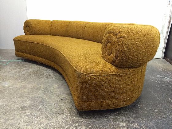 #2715 Semi Curved Sofa