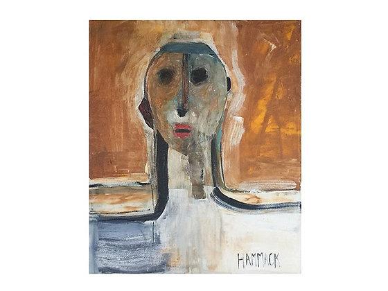 "#2320 ""Being Solitude"" by Jack Hammack"