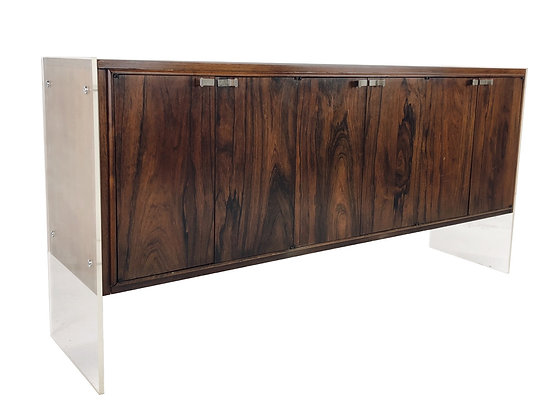 #3320 Lucite Credenza by Flair