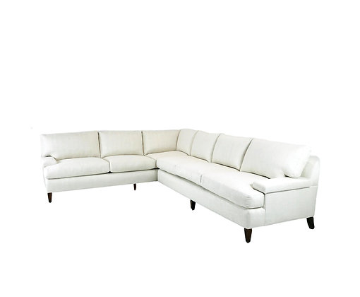 #5040 Mitchell Gold Sectional Sofa
