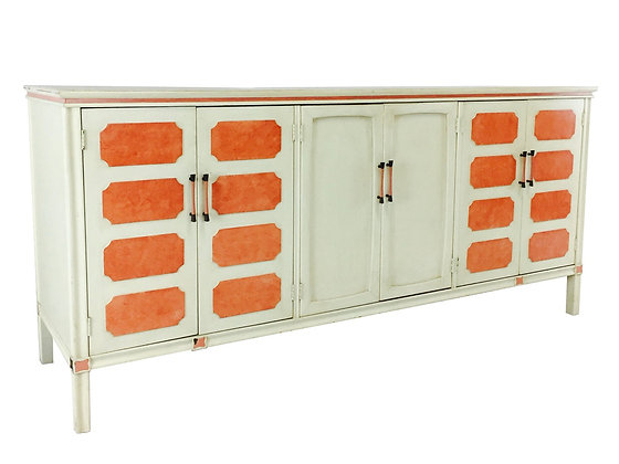 #2996 Thomasville Credenza/Dresser with Panel Front