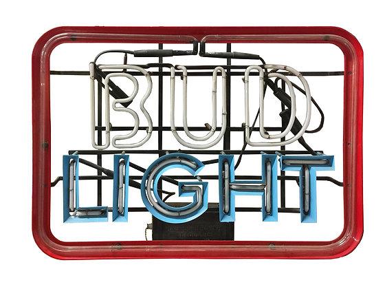 #2543 Bud Light Neon Sign