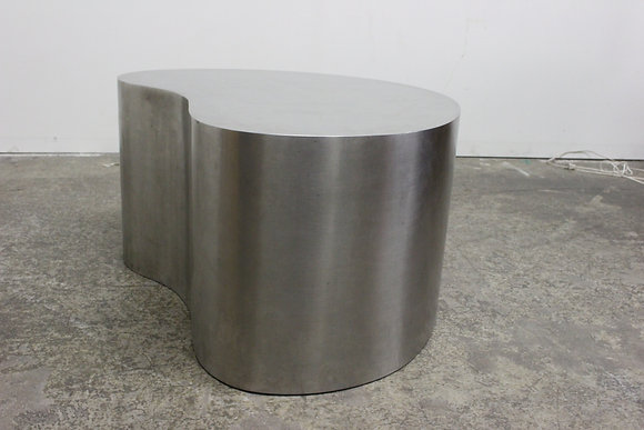 8576 Stnlss Steel Coffee Table Style of Springer