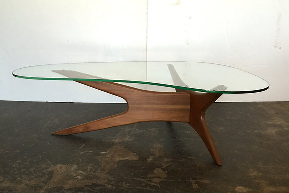 #1355 Adrian Pearsall Coffee Table
