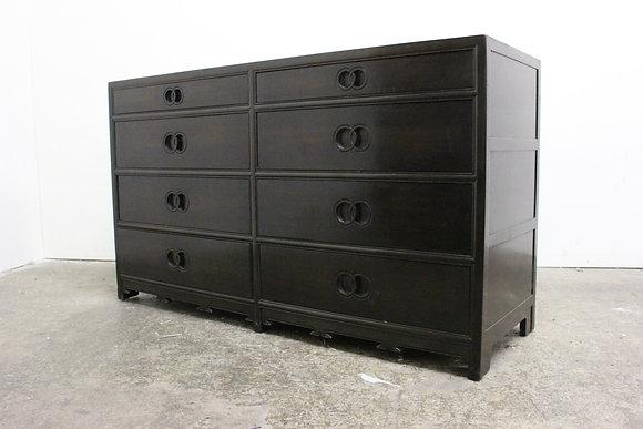 8654 8 Drawer Baker Dresser