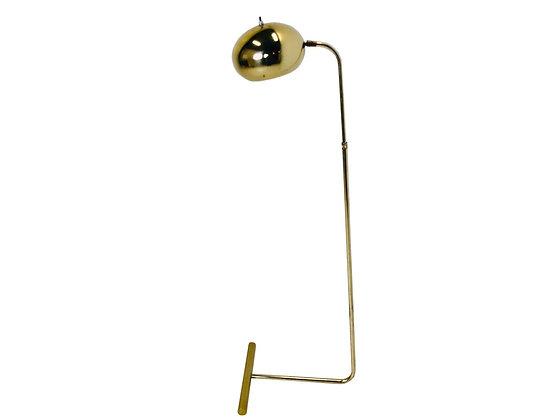 #4803 Brass Dome Floor Lamp