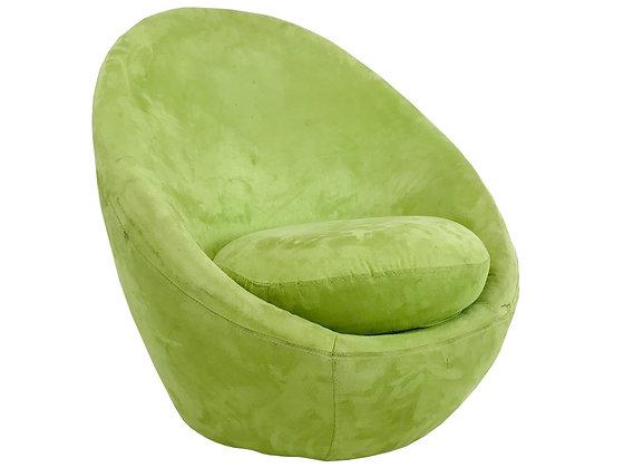 #4279 Green Drop Lounge Chair