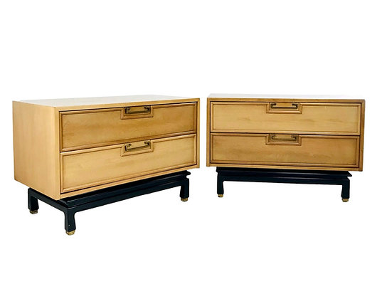 #5369 Pair of American of Martinsville Chests/Nightstands