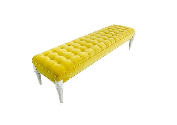#4746 Custom Yellow Bench