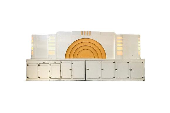 #5039 Monumental Art Deco Bar