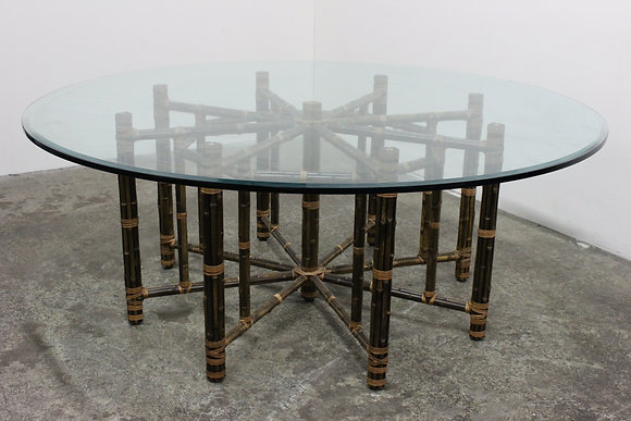8825 McGuire Bamboo Table
