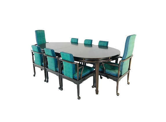 #4748 Widdicomb Dining Table and Chairs
