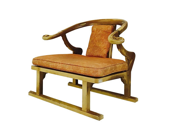 #2860 Single Ming Chair by Baker