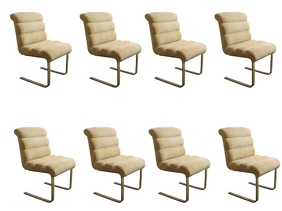 #7883 Set of 8 Pace Dining Chairs