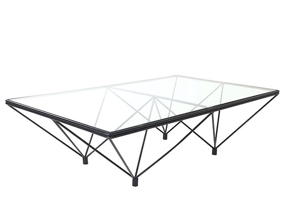 #3977 Pyramid Coffee Table in the Style of Paolo Piva