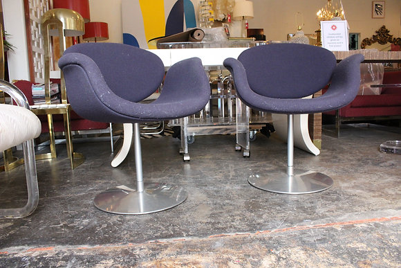 8590 Pr Pierre Paulin for Airfort Tulip Chairs