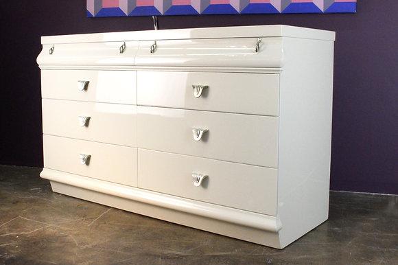 #1622 Lacquer Deco Dresser